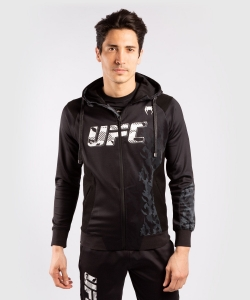 Bluza UFC Venum Authentic Fight Week Czarna