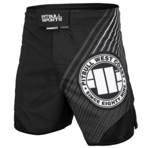 Spodenki MMA PIT BULL Jet Mesh Player One